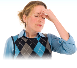 get rid of sinusitis